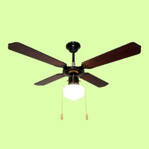 HAWAII, ventilador de techo silencioso con omisión de pitido