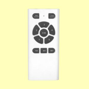 Ventilador de techo AVEIRO con mando a distancia