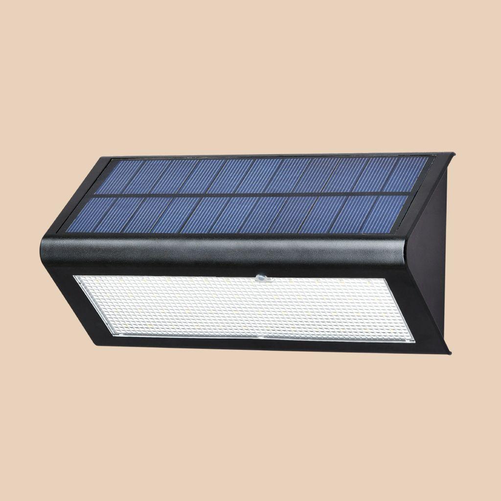 Iluminación solar de pared