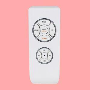 El ventilador ICARIA incluye mando a distancia programable
