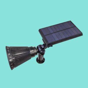Baliza solar ACRUX desde arriba