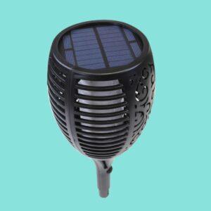 Baliza solar DRACO detalle