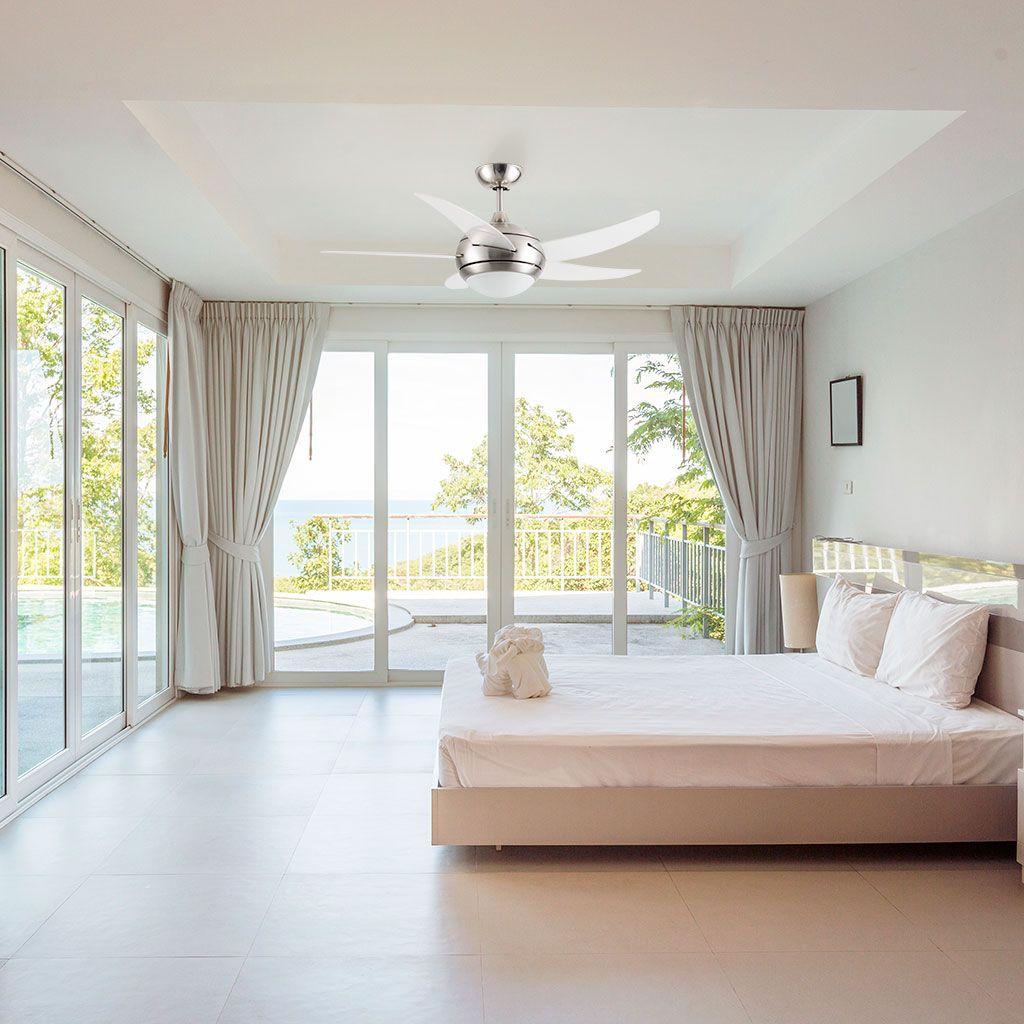 BELA, ventilador de techo silencioso para dormir