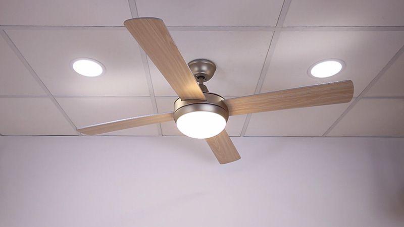 Pasos para instalar tu ventilador de techo BORA