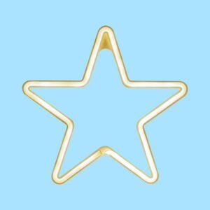 Neón STAR luz