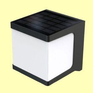 Aplique de pared solar JANO panel