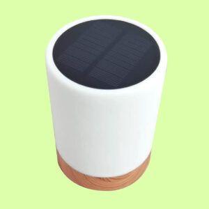 Lámpara solar CERES panel