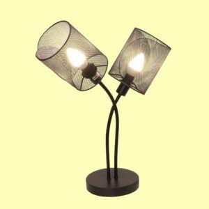 Lámpara BLAKE encendida