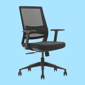 Silla de escritorio SEUL lateral