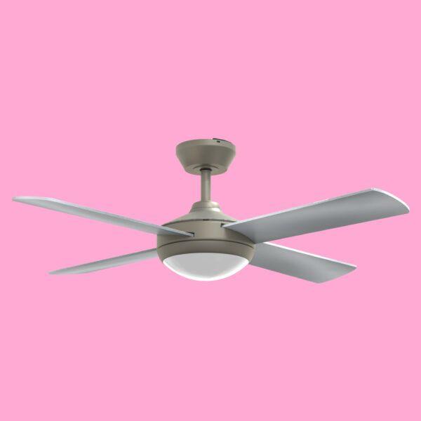 Ventilador de techo BORA M PRO aspas grises