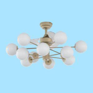 Detalle 3 ventilador de techo NOJA
