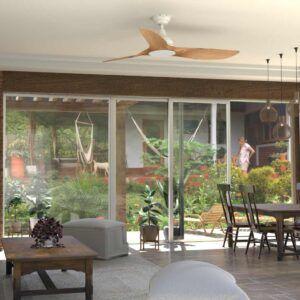 Ambiente ventilador de techo ELBA