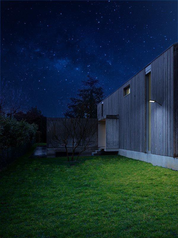 Iluminación solar exterior para <strong>ZONAS GRANDES</strong>