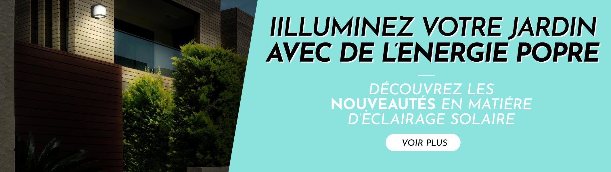 Novedades de iluminación en francés